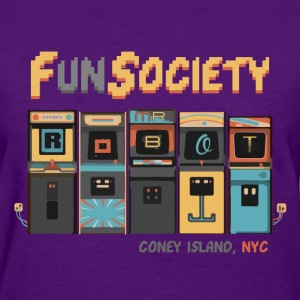 fsociety | fun society | mr. robot Women's T-Shirts - Women's T-Shirt