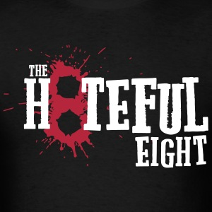the Hateful Eight 8 Blood | Tarantino's Movie T-Shirts - Men's T-Shirt