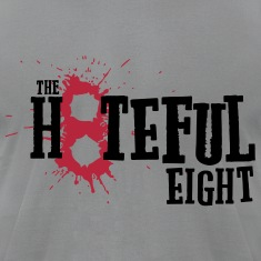 the Hateful Eight 8 Blood | Tarantino's Movie T-Shirts