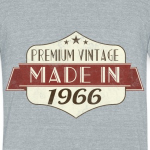 Vintage 1966 50th Birthday T-Shirts - Unisex Tri-Blend T-Shirt