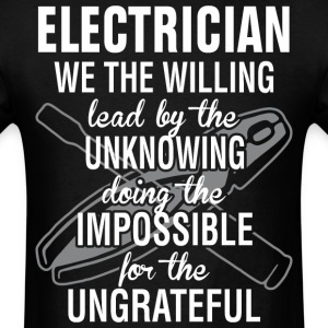 Electricians - Men's T-Shirt