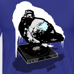 For da Birdss!! by OGNK - Men's Premium T-Shirt