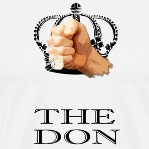 The Don T-Shirts - Men's Premium T-Shirt