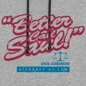 Better Call Saul Hoodies - Colorblock Hoodie