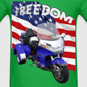 Freedom Trike - Men's T-Shirt