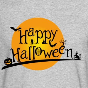 Happy Halloween  Long Sleeve Shirts - Men's Long Sleeve T-Shirt