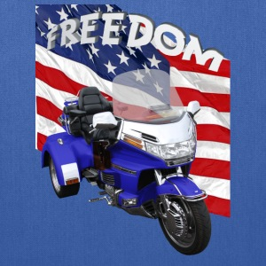 Freedom Trike - Tote Bag
