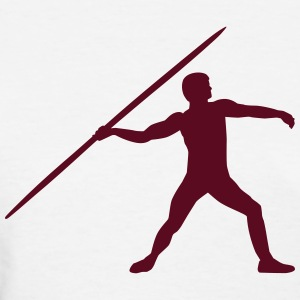 Javelin throw Women's T-Shirts - Women's T-Shirt