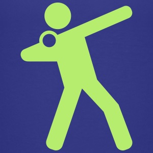 Shot put Kids' Shirts - Kids' Premium T-Shirt