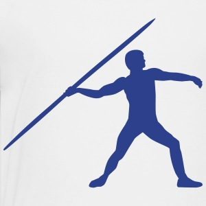 Javelin throw Kids' Shirts - Kids' Premium T-Shirt