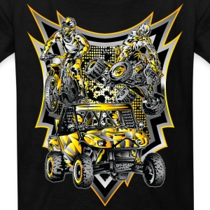 Extreme Off-Road Life Kids' Shirts - Kids' T-Shirt