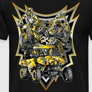 Extreme Off-Road Life T-Shirts - Men's Premium T-Shirt