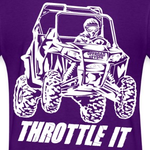 UTV Racer Throttle It Women's T-Shirts - Women's T-Shirt