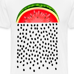 I Pledge To The Melon T-Shirts - Men's Premium T-Shirt