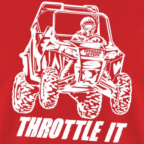 UTV Racer Throttle It
