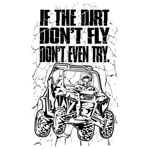 UTV Racer Dirt Fly