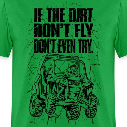 UTV Racer Dirt Fly