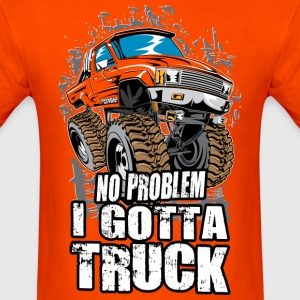 No Problem Toyota Truck T-Shirts - Men's T-Shirt