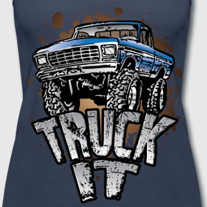 Truck It Tanks - Women's Premium Tank Top