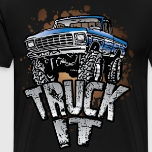 Truck It T-Shirts - Men's Premium T-Shirt