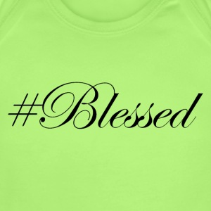 #Blessed Baby & Toddler Shirts - Short Sleeve Baby Bodysuit