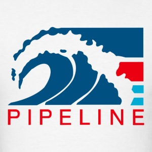 Pipeline - Men's T-Shirt