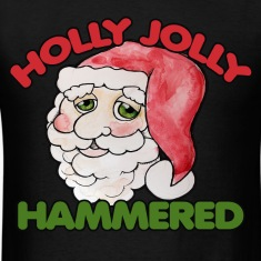 Holly Jolly Hammered Christmas party
