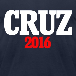 Ted Cruz 2016  - Men's T-Shirt by American Apparel
