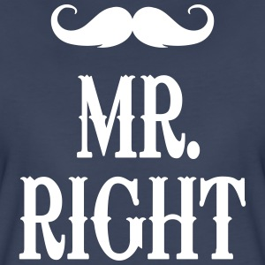 Mr. Right Women's T-Shirts - Women's Premium T-Shirt