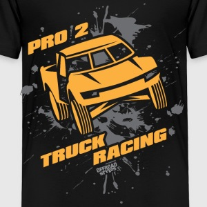 Pro2 Race truck 1 Baby & Toddler Shirts - Toddler Premium T-Shirt