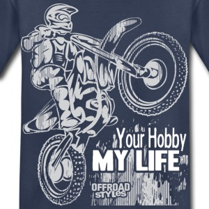 Motocross Hobby Life Baby & Toddler Shirts - Toddler Premium T-Shirt