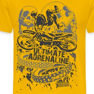 Ultimate Motocross T-Shirts - Men's Premium T-Shirt