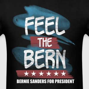 Feel The Bern T-Shirts - Men's T-Shirt