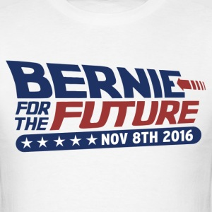 Bernie For The Future T-Shirts - Men's T-Shirt