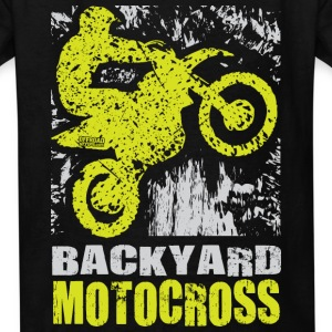 Backyard Motocross Kawasaki Kids' Shirts - Kids' T-Shirt