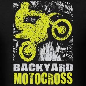 Backyard Motocross Kawasaki T-Shirts - Men's T-Shirt