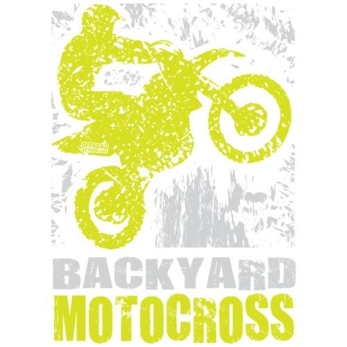 Backyard Motocross Kawasaki