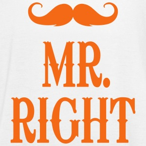 Mr. Right Tanks - Women's Flowy Tank Top by Bella