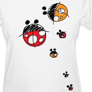 Lady Bug Family Women's T-Shirts - Women's T-Shirt