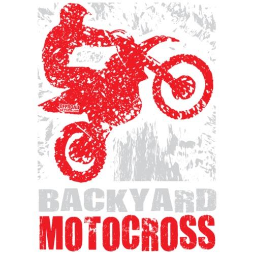 Backyard Motocross Red