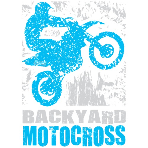 Backyard Motocross Blue
