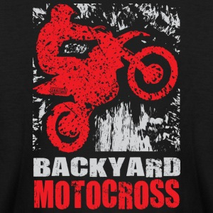 Backyard Motocross Honda Kids' Shirts - Kids' Long Sleeve T-Shirt