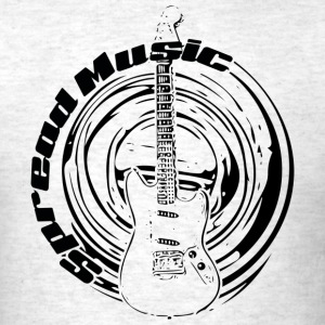 Spread Music T-Shirts - Men's T-Shirt