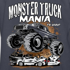 Monster Truck Mania Group Kids' Shirts - Kids' Long Sleeve T-Shirt