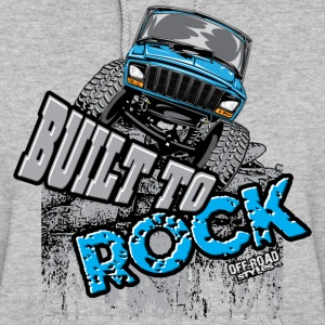 jeep-crawler-rock-built-b Hoodies - Women's Hoodie