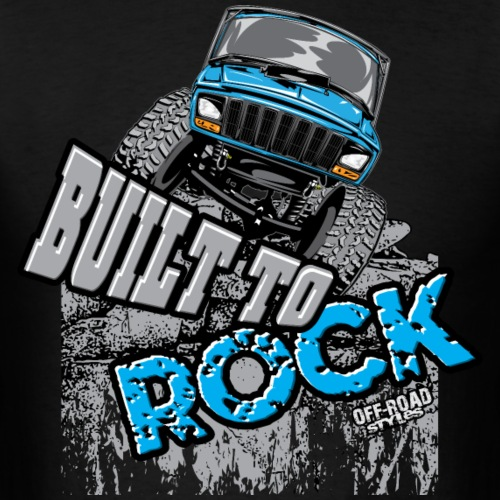 Jeep Built To Rock