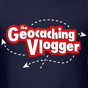 Gilldan Geocaching Vlogger T-Shirt - Men's T-Shirt