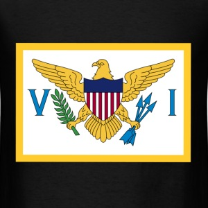 United States Virgin Islands T-Shirts - Men's T-Shirt