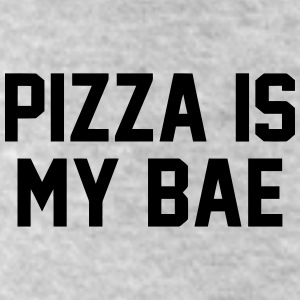 PIZZA IS MY BAE Bottoms - Leggings by American Apparel