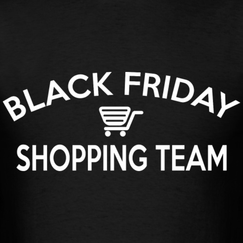 Black Friday Shopping Team